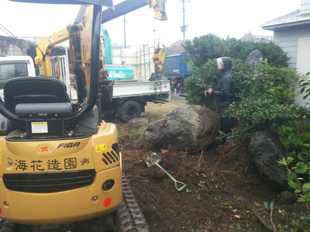 pict-庭園解体工事